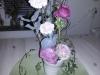 Blomsterarrangemang á la Nettan